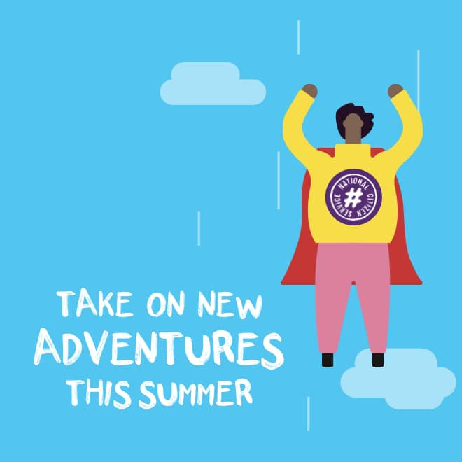 NCS Summer Guide, take on new adventures this summer