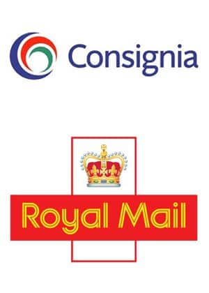 Consignia to Royal Mail rebrand